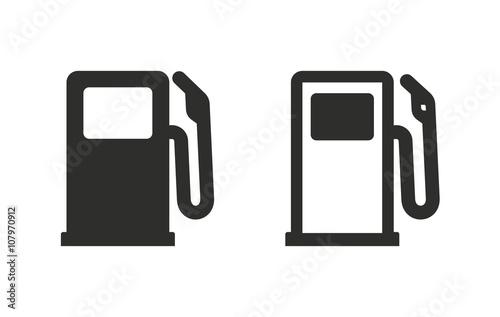 Fuel - vector icon. Fototapet