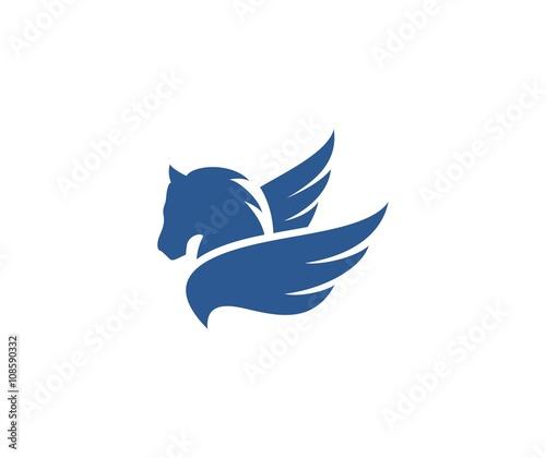 Fotografia Pegasus logo