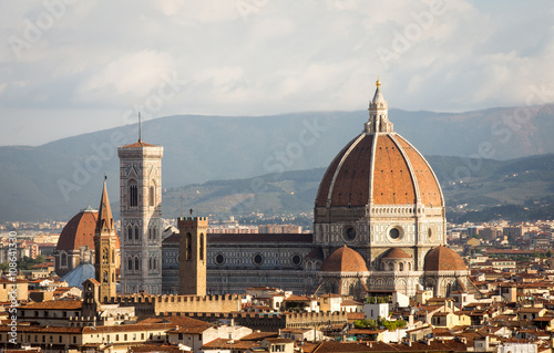 Fotografia Cathedral of Florence, Italy in Morning Light
