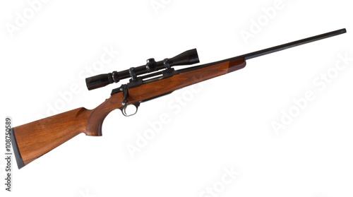 Obraz na plátně Bolt rifle