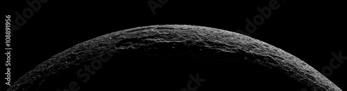 Fotografía Planet surface. Elements of this image furnished by NASA