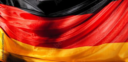 Wallpaper Mural Deutschland Flagge