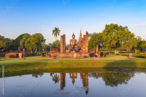 Fotografia Sukhothai Historical Park, Thailand