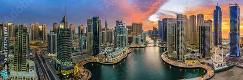 Fotografia Dubai Marina