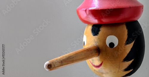 Stampa su Tela Pinocchio