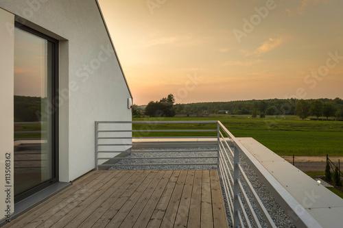 Foto Balcony with amazing view