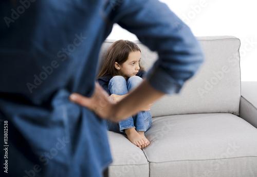 Photo Bad behavior punishment