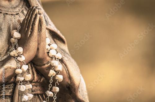 Obraz na płótnie Maria