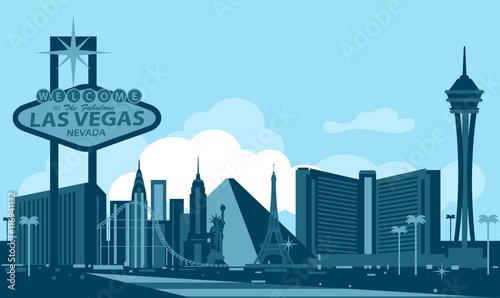 Photo Las Vegas Skyline