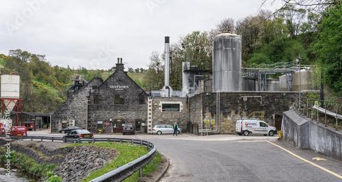 Obraz na plátne Speyside Distillerie