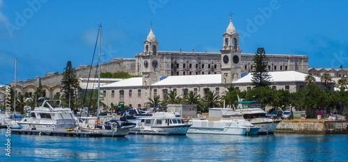 Fotografia Bermuda's Royal Naval Dockyard