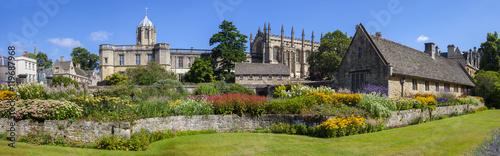 Fotografia Christ Church Memorial Garden in Oxford