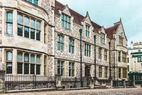 Fototapeta Town of Winchester (England)