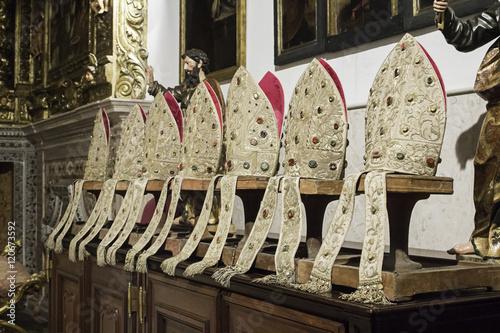 Foto Kirche Bischofsmütze