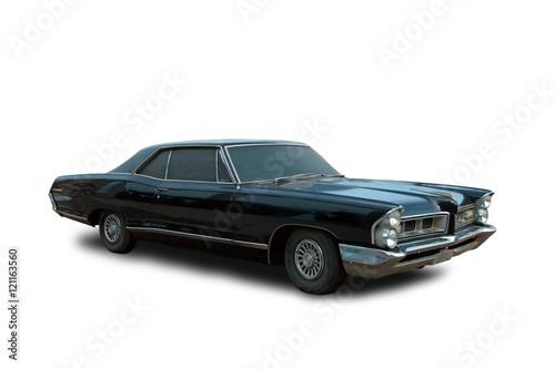 Fotografie, Obraz American old car