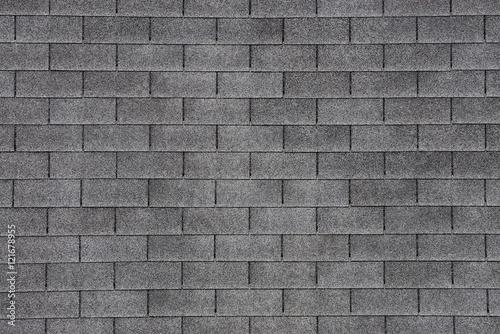 Obraz na plátně roof shingle background