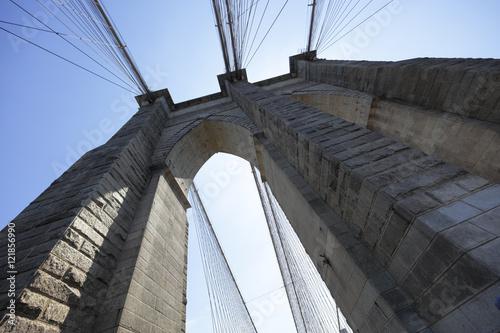 Fototapeta premium Brooklyn Bridge New York USA