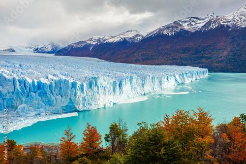 Fotografia The Perito Moreno Glacier