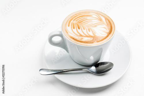 Fotografia cup of cappuccino