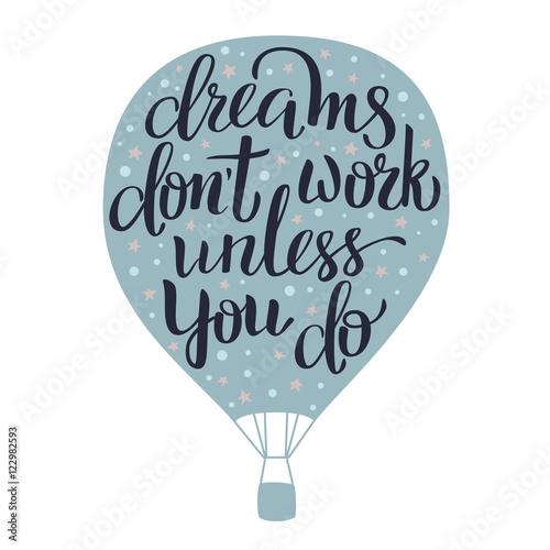 Napis marzeń
