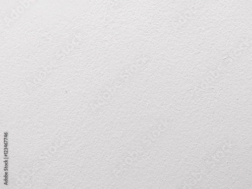 Biała ściana wykonana z cementowo-betonowej tekstury