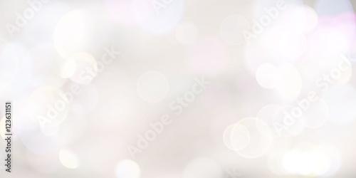 Photo Shining lights seashell background