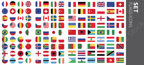 Fotografia drapeaux