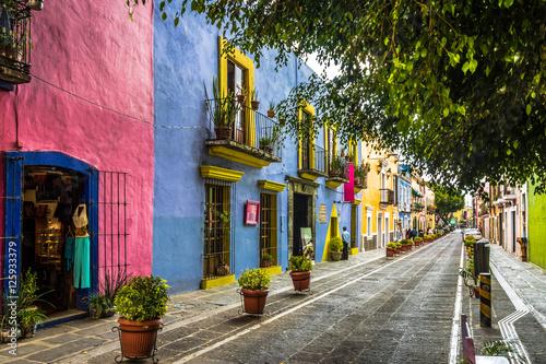Callejon de los Sapos - Puebla, Mexico
