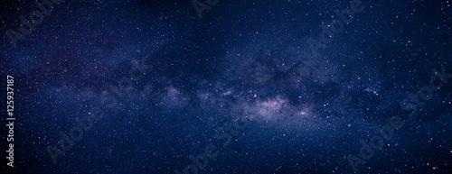 Fotografie, Obraz Milky Way and Stars at Atacama Desert