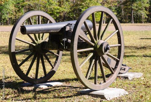 Obraz na plátne Chickamauga and Chattanooga National Military Park