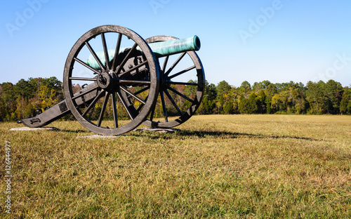 Fényképezés Chickamauga and Chattanooga National Military Park