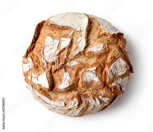 Photographie freshly baked bread