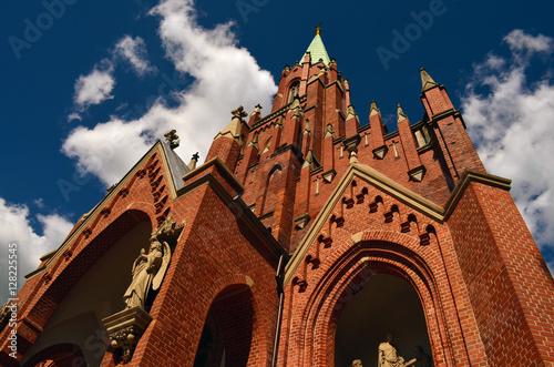 Piekary Śląskie - Kościół Zmartwychwstania Pańskiego