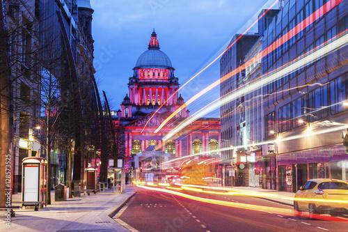 Slika na platnu Belfast City Hall