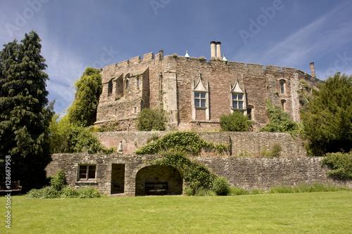 Leinwand Poster berkeley castle gloucestershire