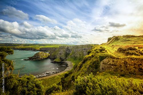 Slika na platnu Coast of Northern Ireland