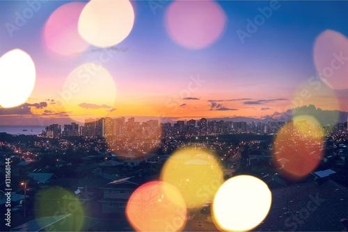 Angeles. Fototapeta
