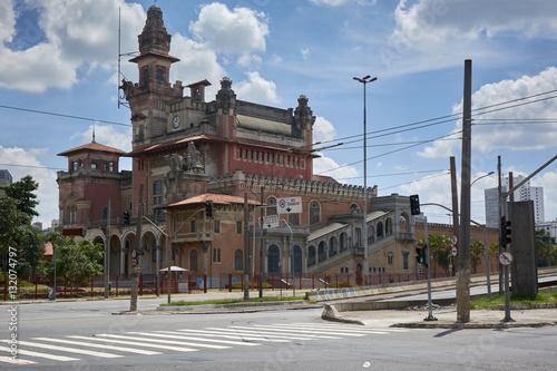 Catavento Museum in Sao Paulo city, Brazil