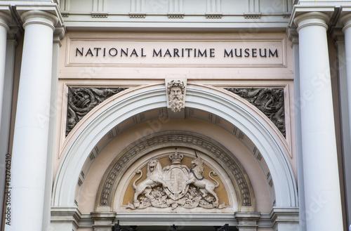 National Maritime Museum in London Fototapeta