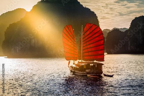 Carta da parati Ha Long Bay, Vietnam