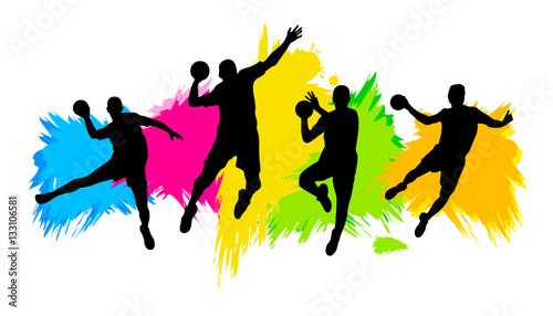 Obraz na plátne Handball - 148