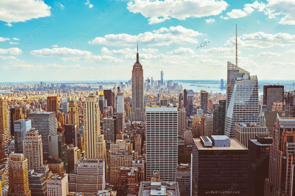 Nowy Jork (zabrany ze śmigłowca) <span>plik: #133162590   autor: rouda100</span>