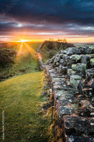 Valokuva Hadrian's Wall, Northumberland