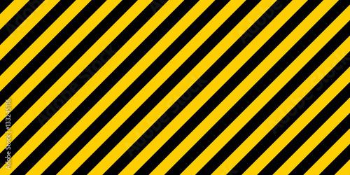 Fototapeta warning striped rectangular background