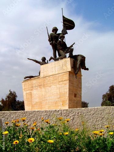 Springtime in Baghdad
