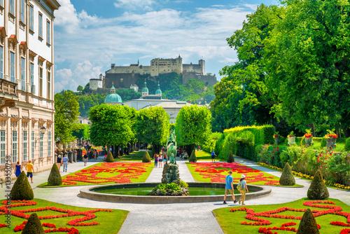 Fototapeta premium Salzburg, Austria