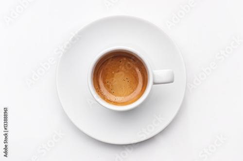 Obraz na płótnie espresso coffee