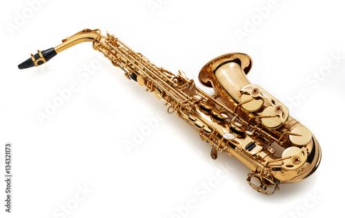 Wallpaper Mural jazz saxophone
