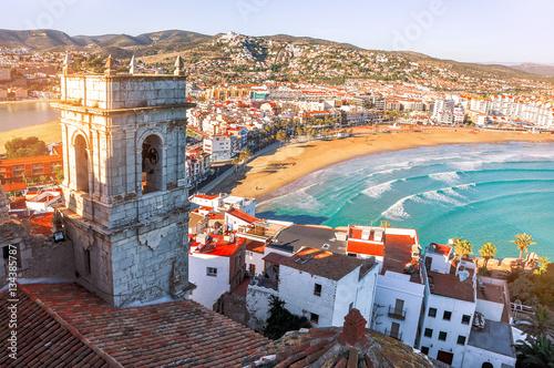 Valokuvatapetti Spain