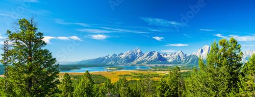 Photo Grand Teton National Park, Wyoming